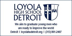 Loyola High School, Detroit, Michigan.